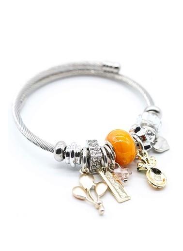 Mizalle Bileklik Oranj
